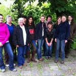 The May 11th clinic attendees plus Jan Culp and Marianne Jolley